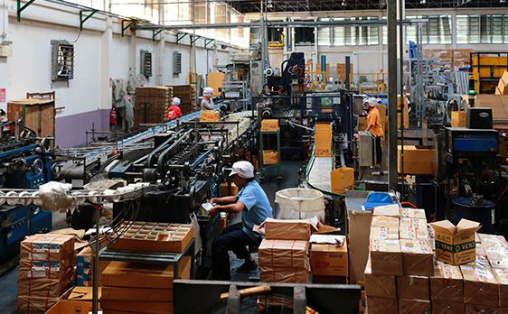 Vinden van Fabriekanten